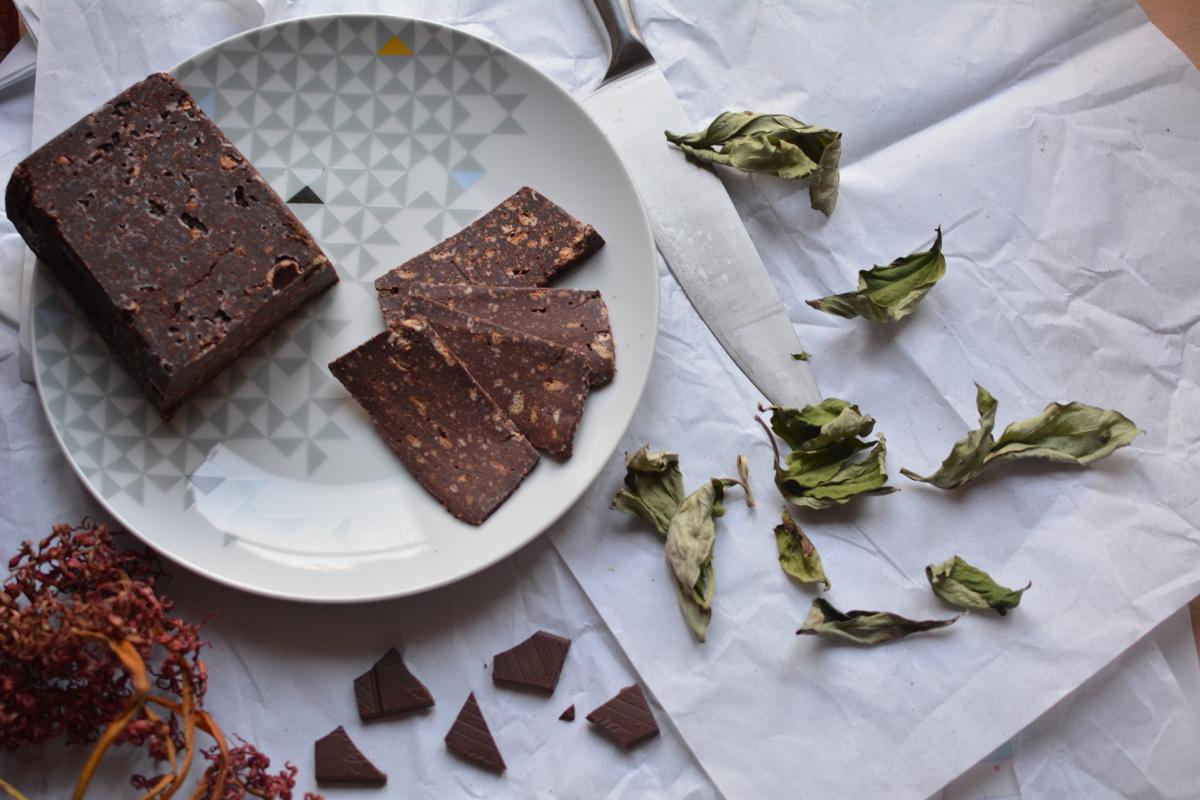 G teau au chocolat sans four mes goug res aux pinards - Gateau au chocolat sans four ...