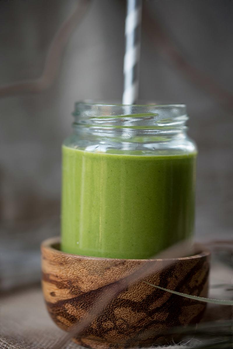 Green smoothie guyanais
