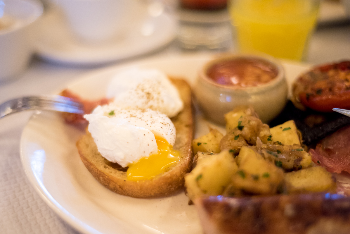 Londres Eat Breakfast Balthazar