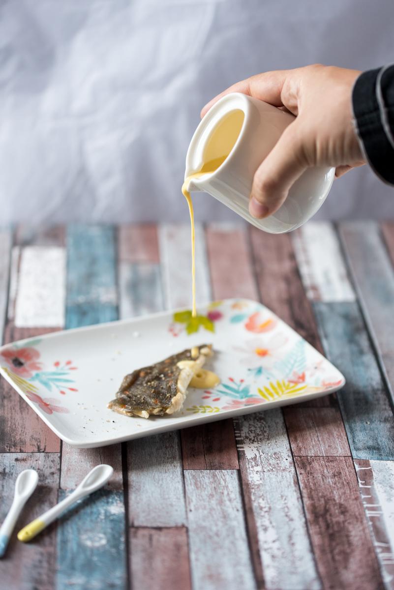 Sauce maracudja (salée)