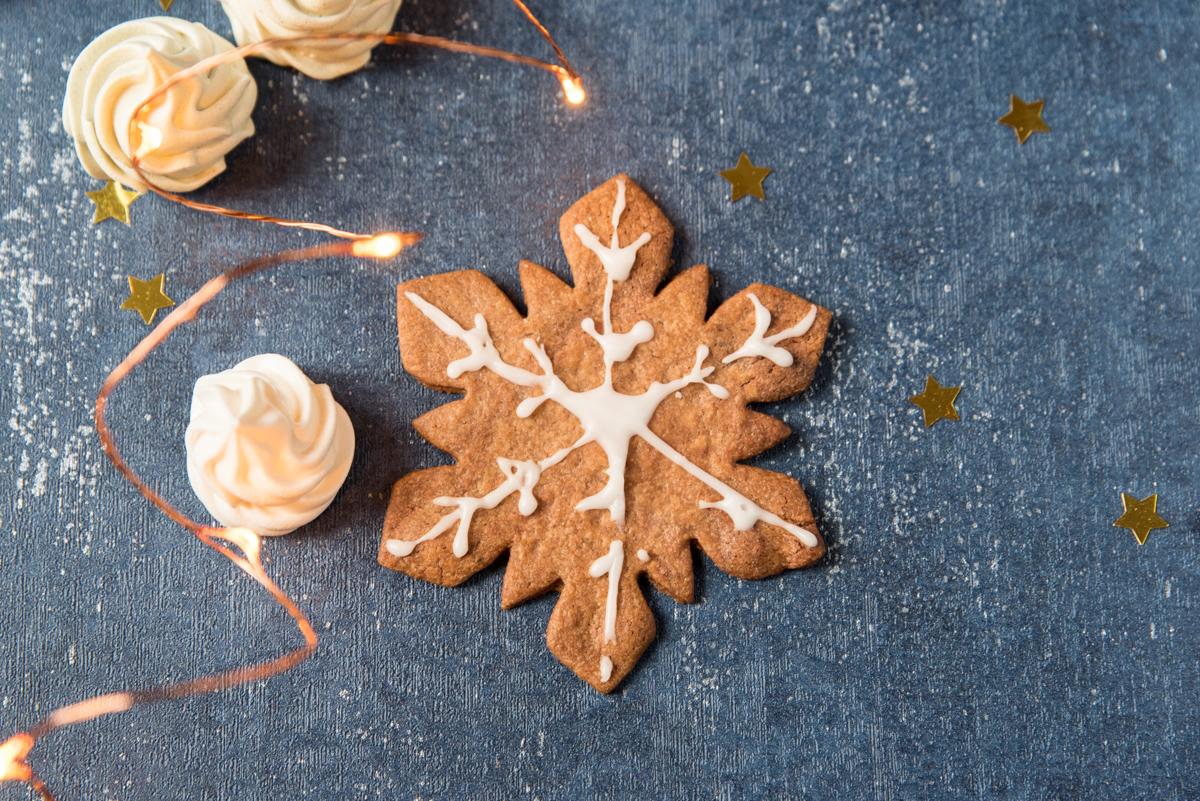 Sablés de Noël au chocolat