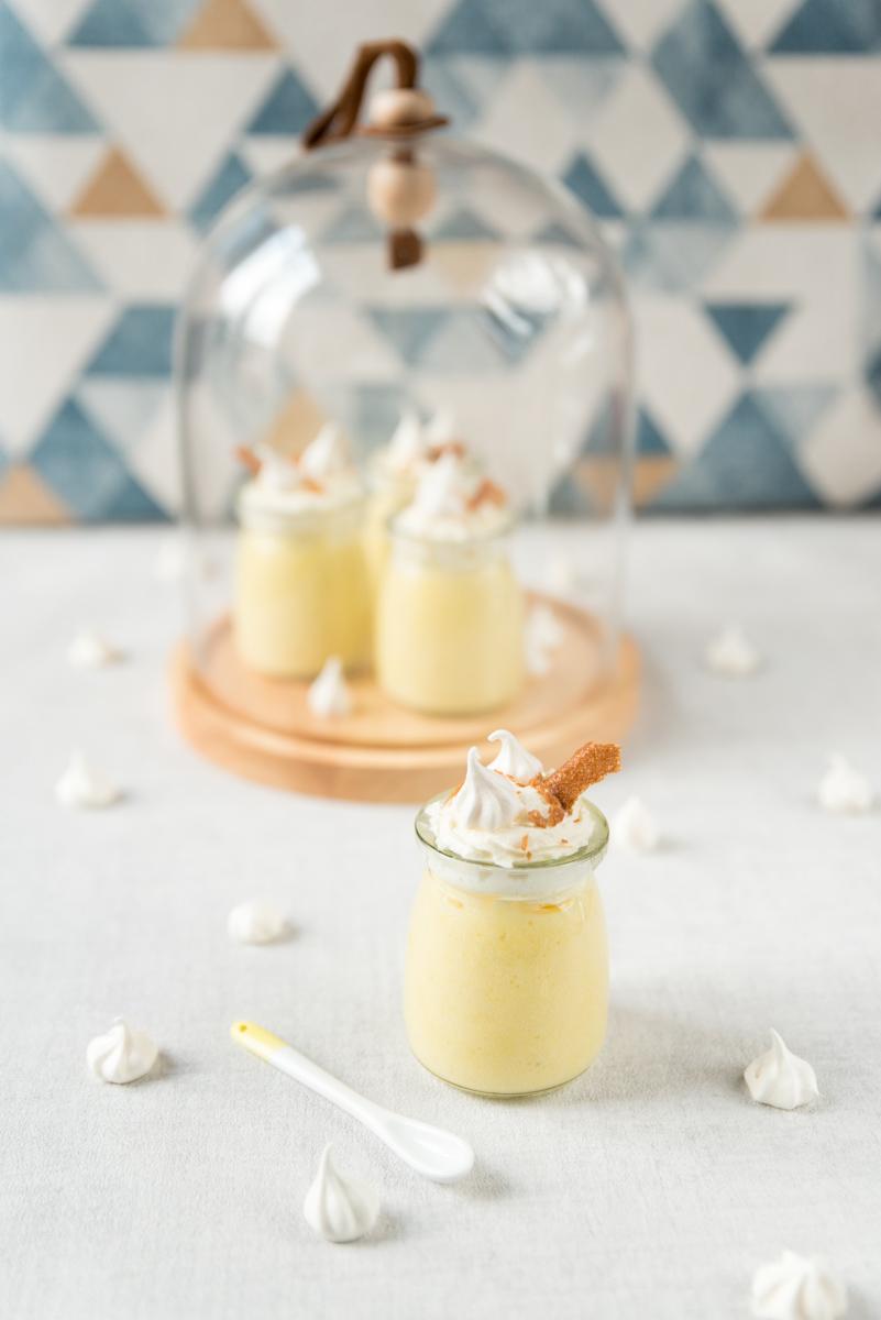Mousses au citron
