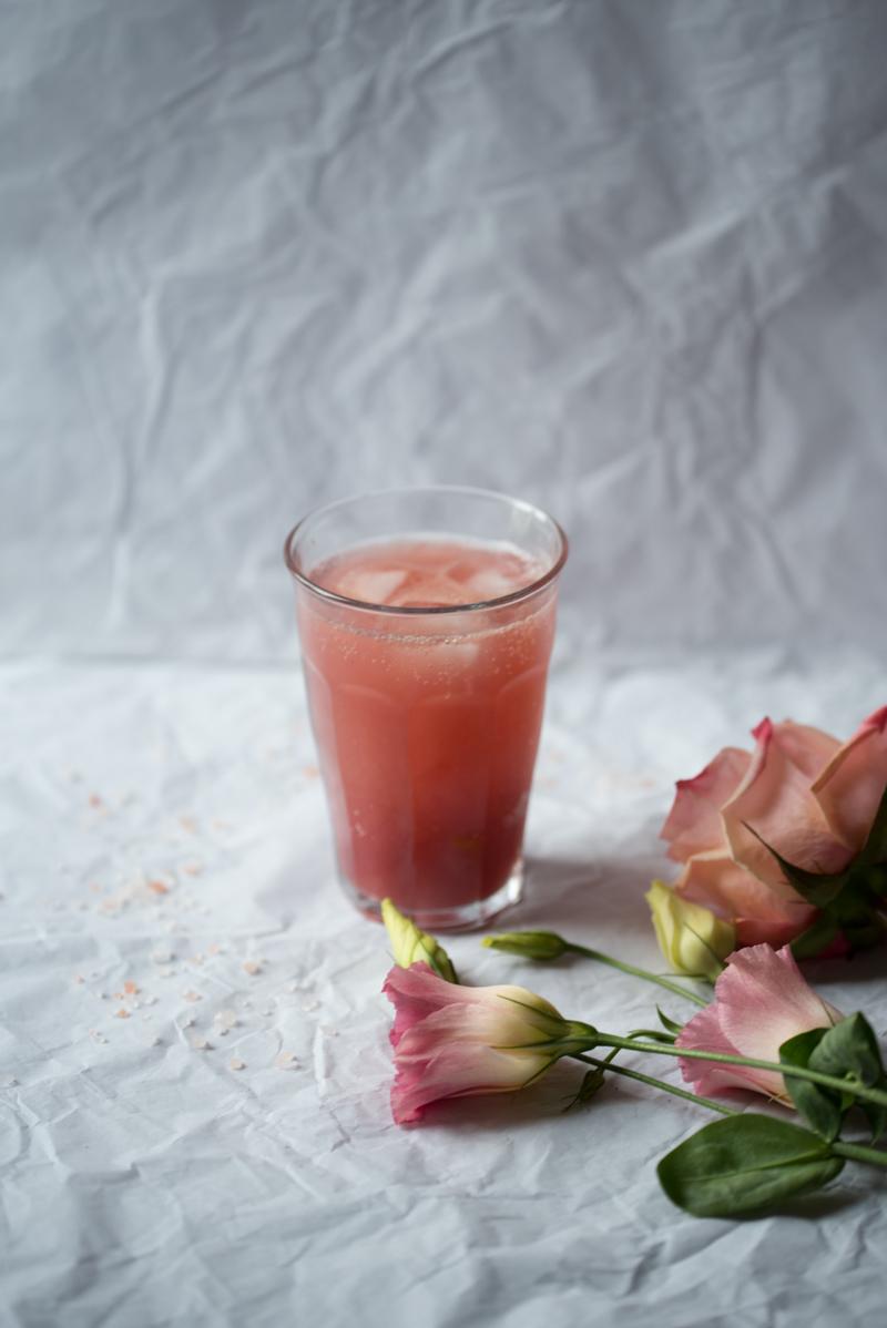 Cocktail yuzu calva : le Yuzu Fizz