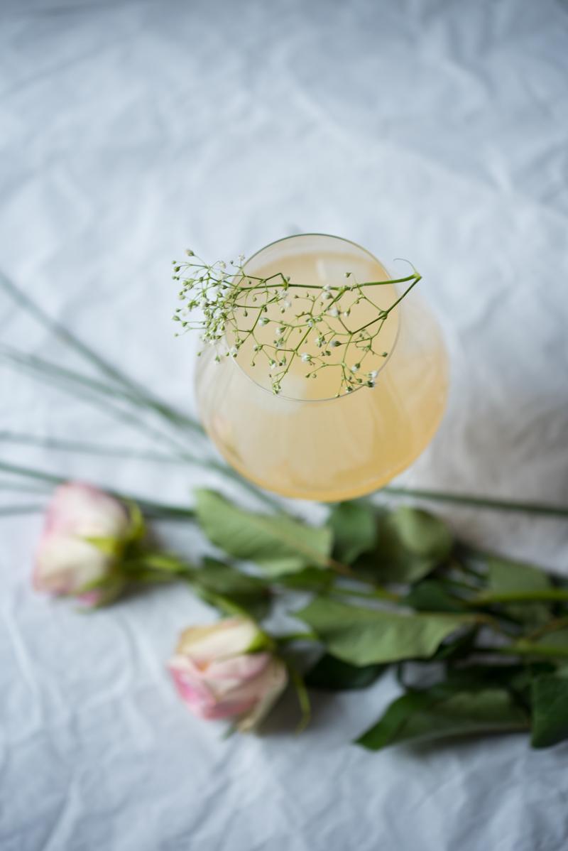 Cocktail calva rhubarbe : le Sweet Calva