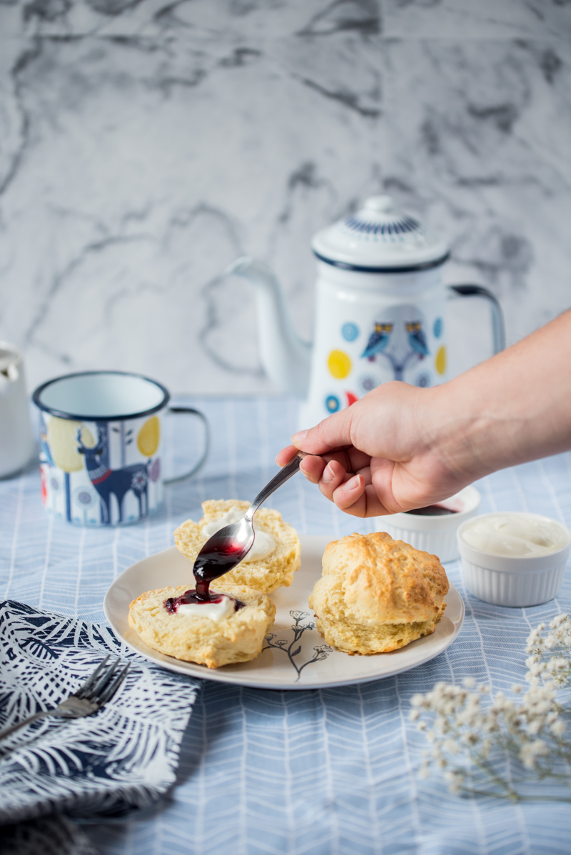 Simplissimes scones au yaourt