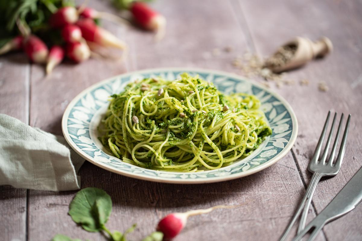 greens pesto